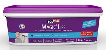 Toupret Magic Liss 4 kg