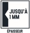 TX®  Pulsar - Enduit de Finition