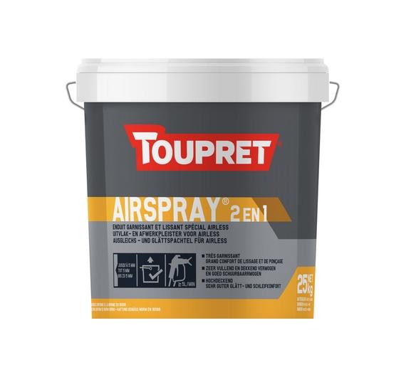 Airspray® 2 en 1 - Airless