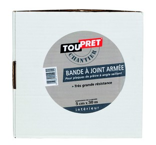 Toupret BANDE A JOINTS ARMEE 30ML 311x289