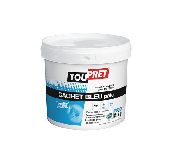 Toupret Cachet Bleu 7kg