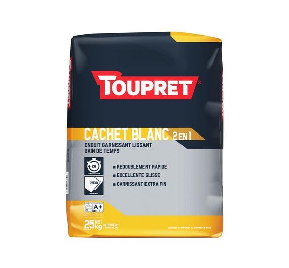 Toupret CACHET BLANC 2EN1 25KG