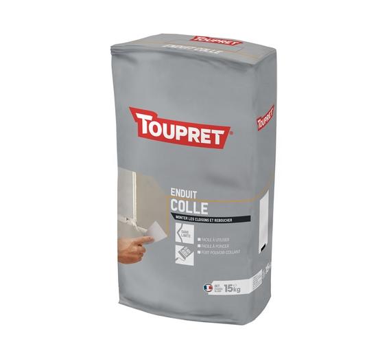 Toupret Enduit colle 15kg