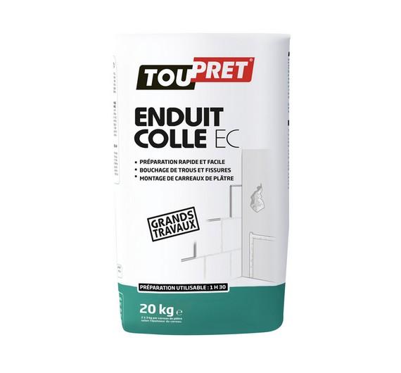 Toupret Enduit colle 20kg