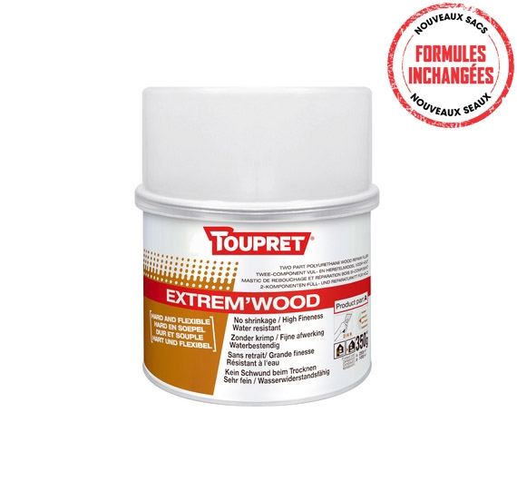 Extrem'Wood - Rebouchage et Réparation