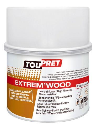 TOUPRET - EXTREM'WOOD - Mode operatoire