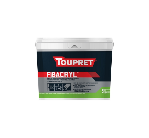 Fibacryl® Rebouchage des fissures