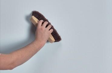 TOUPRET - Enduit de lissage en poudre - Mode operatoire