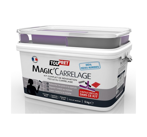 Toupret Magic Carrelage 5kg