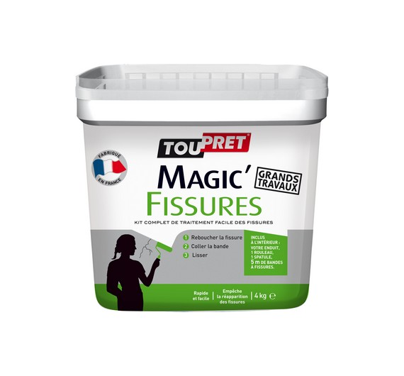 Toupret Magic Express 4kg