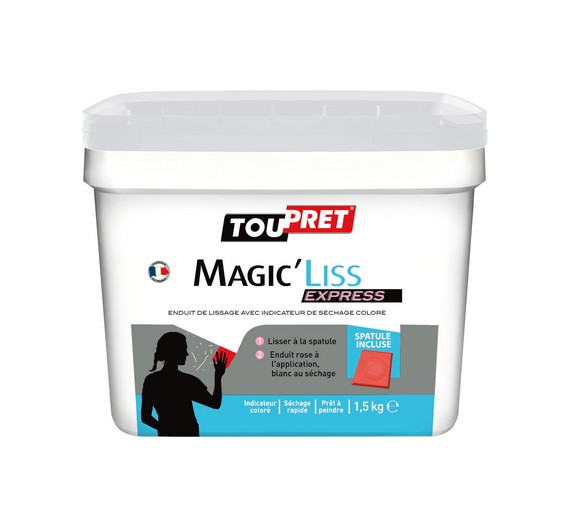 Toupret Magic Liss Express 1