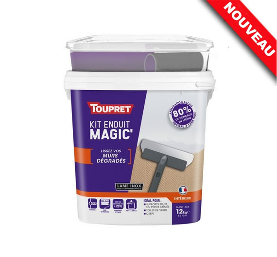 Toupret Magic MursDegrades 12kg
