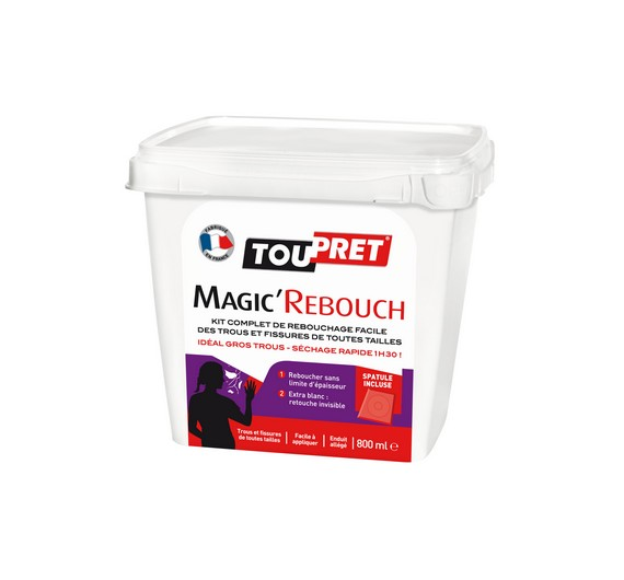 Toupret MagicRebouch Kit
