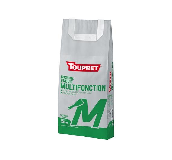 Toupret Enduit Multifonction M 5kg