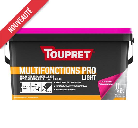 MULTIFONCTIONS PRO LIGHT 11 L