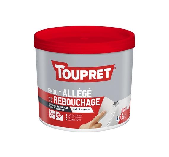 Toupret Rebouchage Gros Trous  600ML