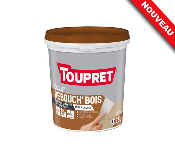 Toupret Reboucher Bois 1