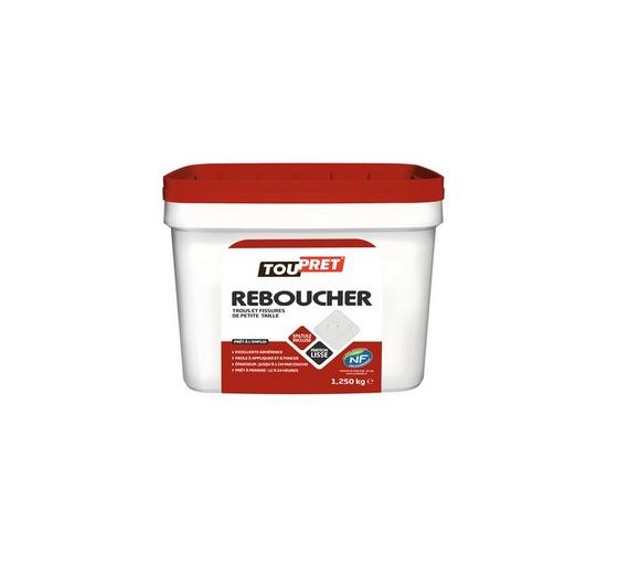 Toupret Reboucher Pate 1,25kg