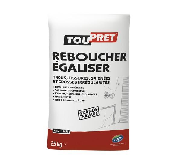 Toupret Reboucher Poudre 25kg
