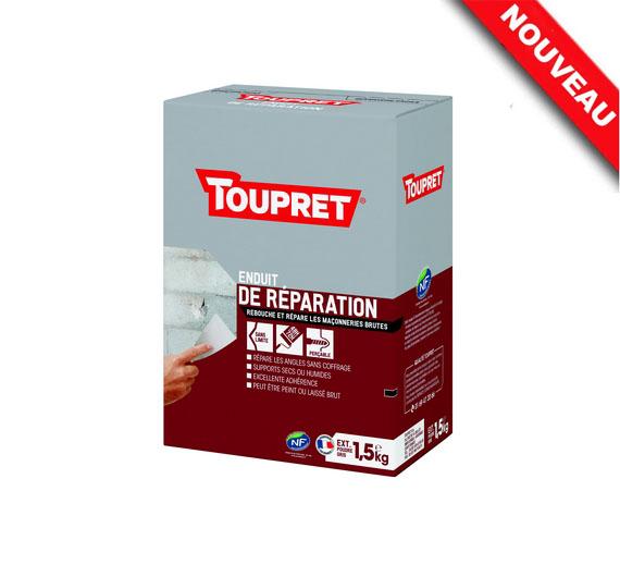 Toupret Réparation Extérieur 1.5 KG