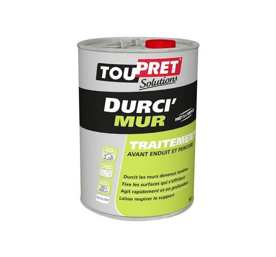 Toupret Solutions Durcir Mur 5l