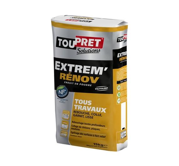 Toupret Solutions Extrem Renov 15kg