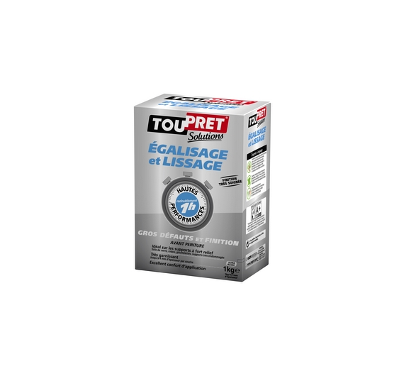 Toupret Solutions Lissage HP 1kg