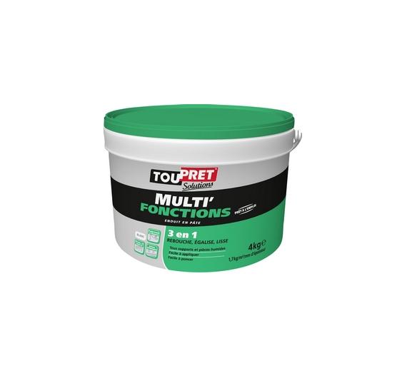 Toupret Solutions Multifonctions 4kg