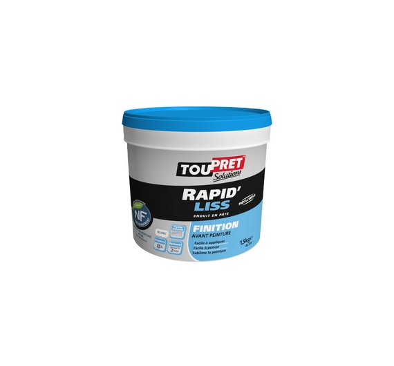 Toupret Solutions Rapid Liss 1
