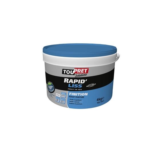 Toupret Solutions Rapid Liss 4kg