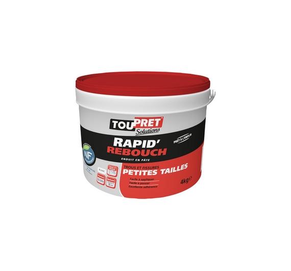 Toupret Solutions Rapid Rebouch 4kg