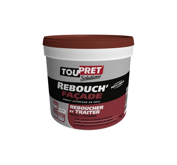 Toupret Solutions Rebouch Facade 1