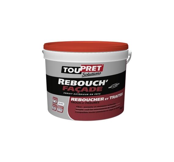 Toupret Solutions Rebouch Facade 4kg