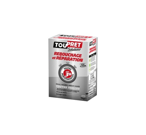 Toupret Solutions Rebouch HP 1kg
