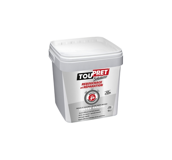 Toupret Solutions Rebouch HP 4kg