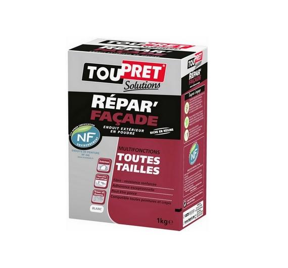 Toupret Solutions Repar Facade 1kg