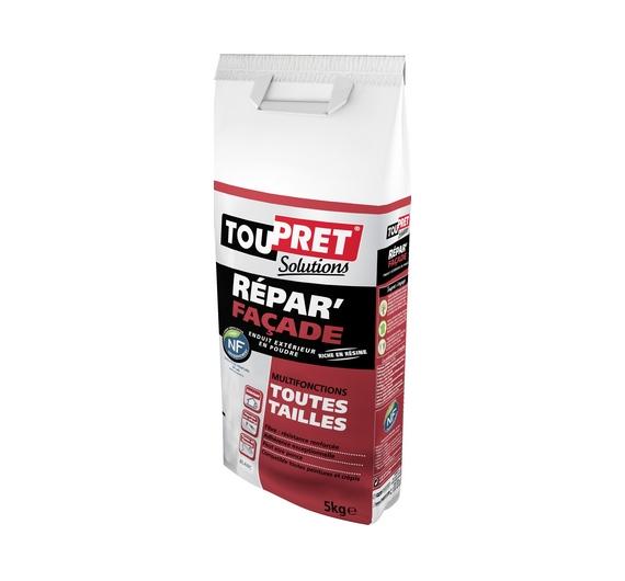 Toupret Solutions Repar Facade 5kg