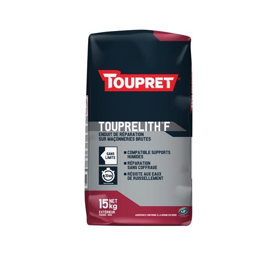Touprelith®F  Réparation Maconnerie Brute