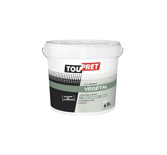 Toupret Vegetal pack 570x530